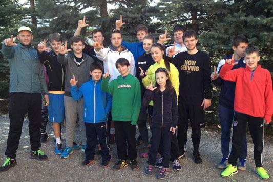 obóz tenisowy w Karpaczu