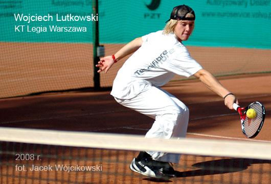 Wojciech Lutkowski - KT Legia Warszawa